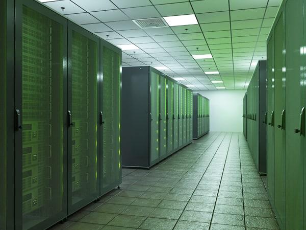 Data- og hostingcentre