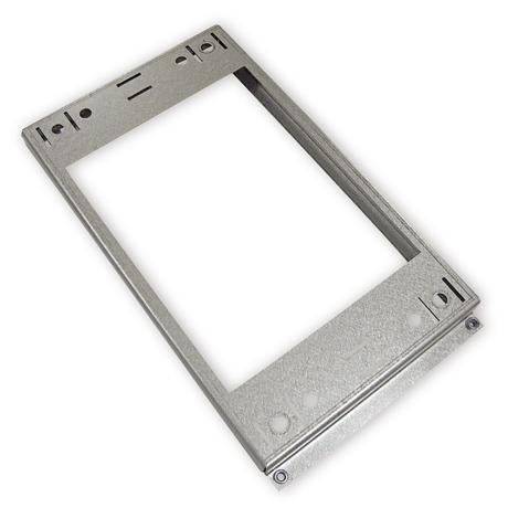 Metalplade til loftsmontering