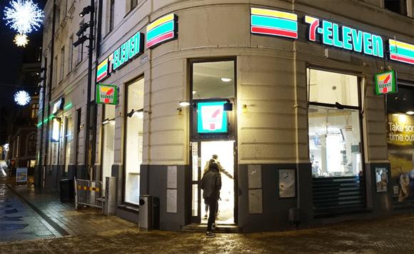 400 convenience stores i Sverige