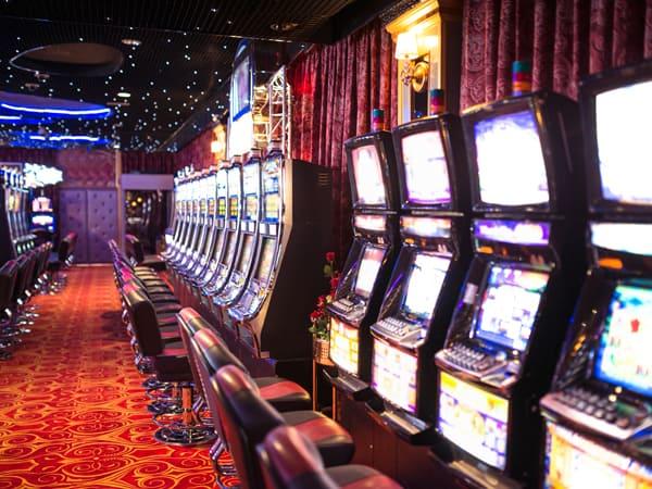 Kasinoer og spillehaller